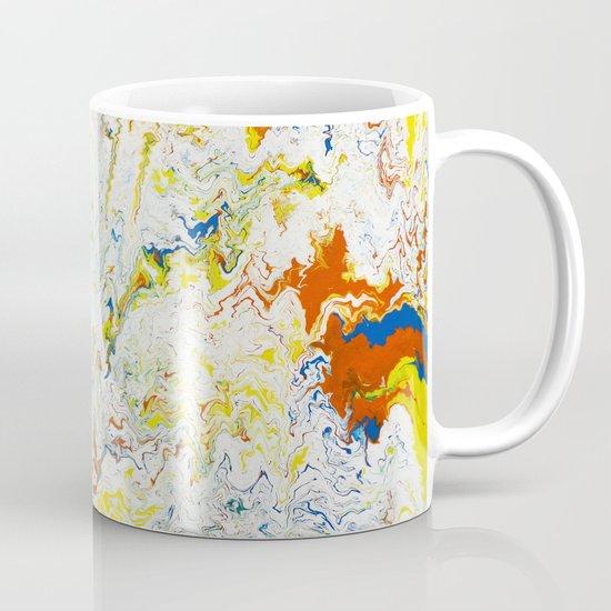 Gravity Painting 24 Mug