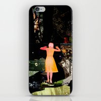 The Veil iPhone & iPod Skin