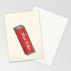 That gum you like is going to come back in style. Stationery Cards