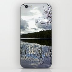 Loch Garten, Scotland.  iPhone & iPod Skin