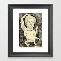 Napoleon Dynamite Framed Art Print