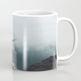 Mug - Floating Bridge - Black Winter