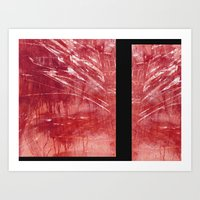 Sci-Fi Abstract 4 Art Print