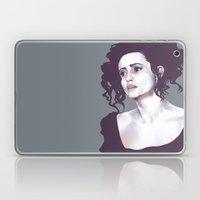 Helena Bonham Carter (Sw… Laptop & iPad Skin
