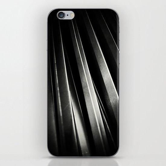 STEEL I. iPhone & iPod Skin
