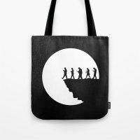 Subservient Tote Bag