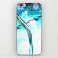 swim pool iPhone & iPod Skin