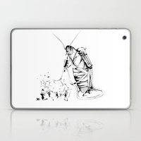 _life like a cockroach Laptop & iPad Skin
