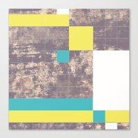 Summery Canvas Print