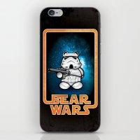 Bear Wars - Bear Trooper iPhone & iPod Skin