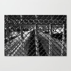 Overpass and Make it Last  Canvas Print