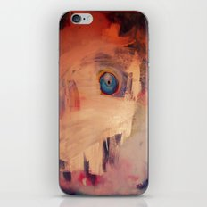 Invisible Fish iPhone & iPod Skin