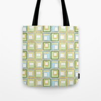 English Country Tiles. Tote Bag