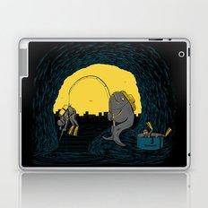 Fisher Fish Laptop & iPad Skin