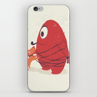 Cyclopes Monster Blob & … iPhone & iPod Skin