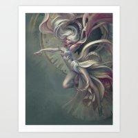 Paramnesia Art Print