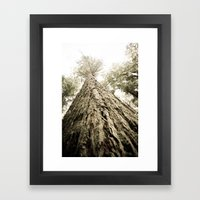 Things Are Looking Up (2… Framed Art Print