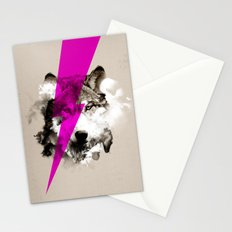 Wolf Rocks Stationery Cards