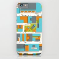 iPhone & iPod Case featuring Ground #07 by Philippe Nicolas