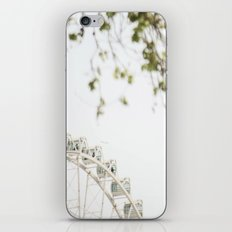 the wheel2 iPhone & iPod Skin