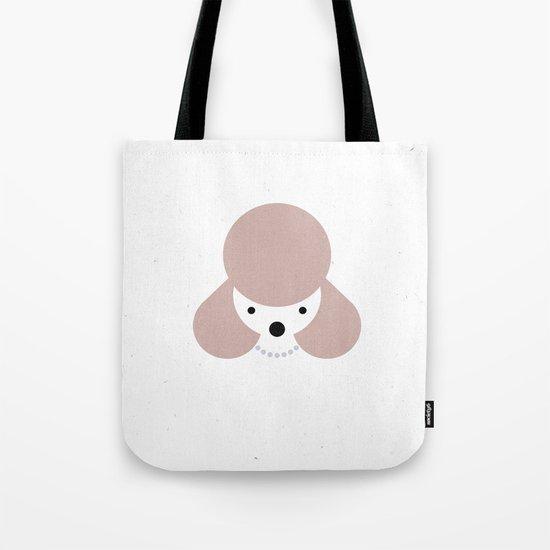 Pedigree: Poodle Tote Bag