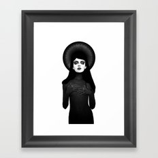 Morning Star Framed Art Print