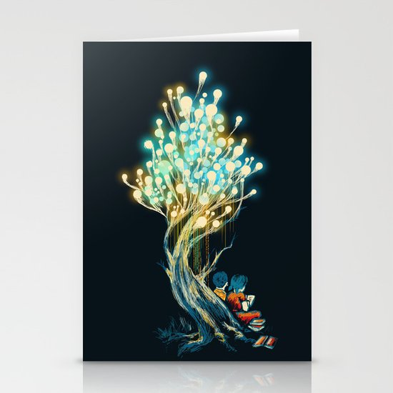 ElectriciTree Stationery Card