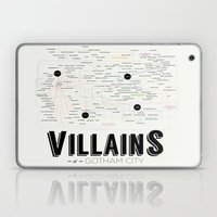 Villains of Gotham Laptop & iPad Skin
