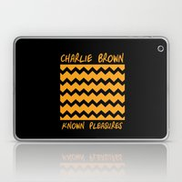 Known Pleasures Laptop & iPad Skin