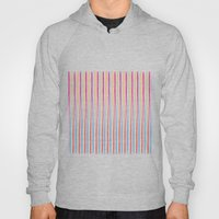 Happy Wobbly Lines II Hoody