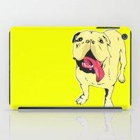 Greta the Bulldog iPad Case