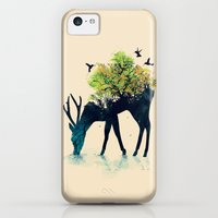 iPhone 5c Cases featuring Watering (A Life Into Itself) by Budi Kwan