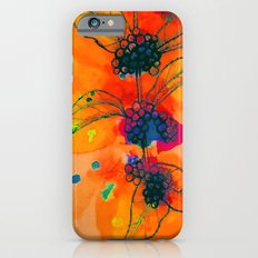 Beautyberry branch iPhone 6s Slim Case