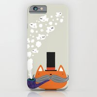 iPhone & iPod Case featuring Smoked kippers by Monster Riot