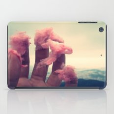 sugar cloud iPad Case