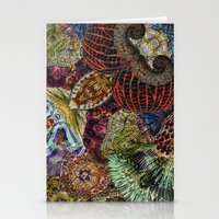 Psychedelic Botanical 7 Stationery Cards