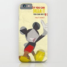 Dream It Slim Case iPhone 6s