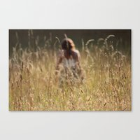 In The Midst Canvas Print