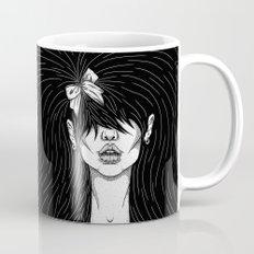 Girl With a Ribbon  Mug