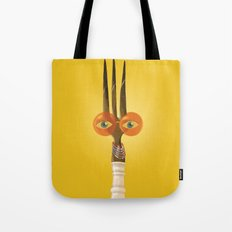 Fork Mummy Tote Bag