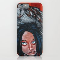 whoa, owl! iPhone 6 Slim Case