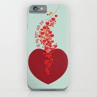 Love Overflow iPhone 6 Slim Case