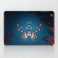 NOCTURNAL CREATURE iPad Case