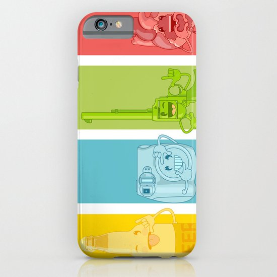 Signs iPhone & iPod Case