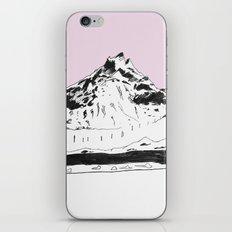 a mountain iPhone & iPod Skin