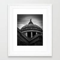 St Pauls Framed Art Print
