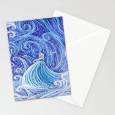 .:Let the Storm Rage On:. Stationery Cards
