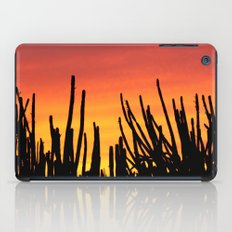 Catching fire iPad Case