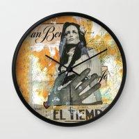 El Tiempo Wall Clock