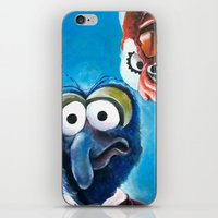 Gonzo And Camilla Muppet… iPhone & iPod Skin